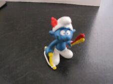 Smurfs Archer Smurf Vintage Rare (e)