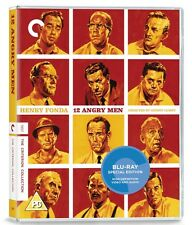 12 Angry Men - The Criterion Collection (Restored) [Blu-ray]
