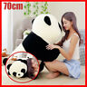 Baby Big Giant Panda Bear Plush Stuffed Animal Doll Toy Pillow Cart Cute GIFT 70