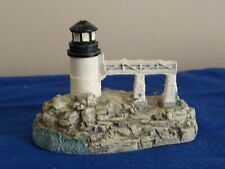 Marshall Point Lighthouse By Spencer Colin Lighthouses, Signed #205 Of #5,000