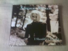 AIMEE MANN - I SHOULD'VE KNOWN - UK CD SINGLE