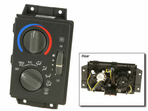 For 1995-1997 Chevrolet S10 A/C Control Panel AC Delco 49181RB 1996