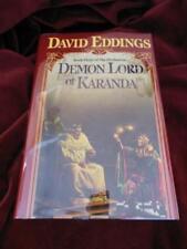 David Eddings - DEMON LORD OF KARANDA - 1st