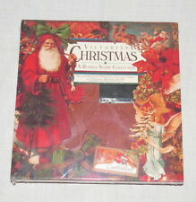 Cynthia Hart Victorian Christmas Rubber Stamp Collection NEW