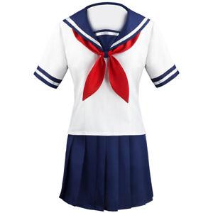 Ayano Aishi Yandere Simulator Yandere-chan School Uniform Cosplay Costume JK