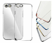 Ultra Thin Crystal Clear Gel Transparent TPU Skin Cover Case For iPhone 7 8 Plus