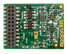 NCE 156 D16MTC 21 PIN DCC Decoder - NEW from NCE - MODELRRSUPPLY-com