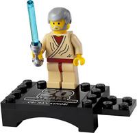 LEGO • STAR WARS 30624 Obi Wan Kenobi MINIFIGURE 20 YEARS EDITION PROMO NEW NIB