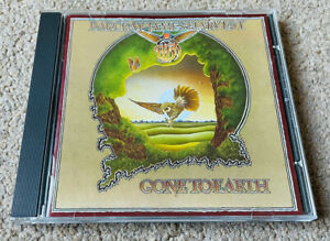 Barclay James Harvest - Gone to Earth (1977 Polydor) CD Printed In West Germany