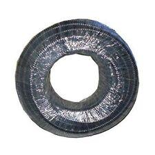 Quality Standard Metric Ribbed Black Pond Hose One & Half Inch (38mm) 82 Foot Rl