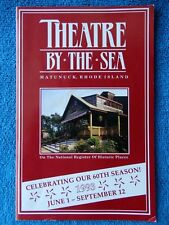 Phantom - Theatre-By-The-Sea w/Ticket - August 18th, 1993 - Christopher Innvar