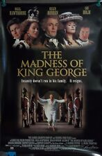 1985 The Madness of King George Movie Poster 27x40 Single Sided Rolled