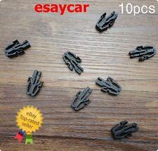 10 OEM Nylon Toyota #90467-13005 Grille RivetRetainer Clips Fastener (23 x 13mm)