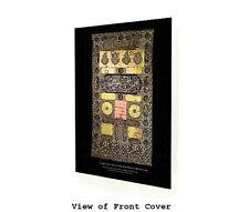 Tradition of Muhammad. Kaaba Door. Blank Islamic Greeting Card. Box of 10 Cards