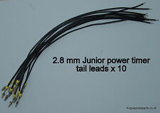 VW CONNECTOR TERMINAL `pre wired`Junior power timer JPT TAIL LEADS....freepost