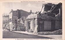 MONTAUBAN 14 grandes inondations du midi de 1930 angle avenue chamier éd bouzin