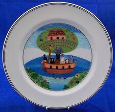 Villeroy & Boch DESIGN NAIF LAPLAU buffet plate / dinner platter NOAH'S ARK 30cm