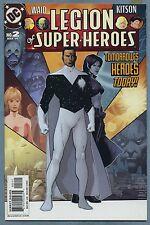 Legion of Super-Heroes #2 2005 Mark Waid Barry Kitson DC Comics