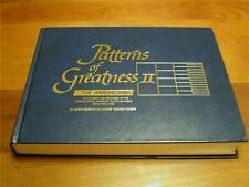 Patterns of Greatness II The Americans Alan Porter