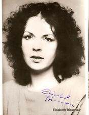 Elisabeth Trissenaar  Autogramm Autograph Original Rarität TV Kino   BM