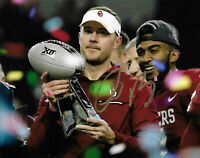 Lincoln Riley Autographed Signed 8x10 Photo ( Oklahoma Sooners ) REPRINT