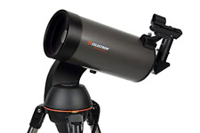 New High Quality Celestron NexStar 127SLT Mak Computerized Telescopek, Black