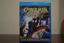 Spider-Man Unlimited The Complete Series Blu-ray Set