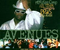 Refugee Camp All Stars Avenues (1997, feat. Pras) [Maxi-CD]