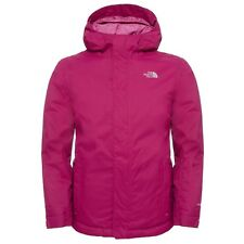 *NEW* The North Face Youth Snowquest Jacket - Roxbury Pink LARGE