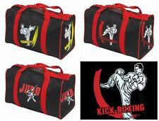 Kickboxing Kit Bag Gym Holdall Martial Arts Training Gym Bag Kids Adult Gift