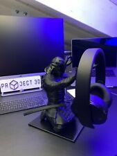 Stand Samurai Earphone Stand Headset Holder Desktop Headphone