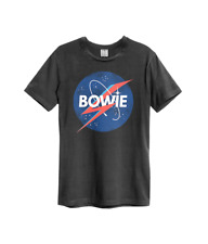 Amplified Bowie To the Moon T-shirt