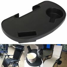 Cup Holder for Zero Gravity Chair Lawn Patio Lounge Pool Yard Beach Tray Folding
