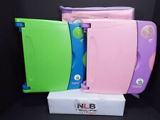 2 BROKEN LeapFrog LeapPad Learning Systems FOR PARTS OR REPAIR!!! WITH BAG