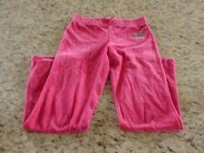 Juicy Couture Juniors Size M Velour Pants