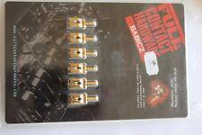 Babicz Cordes cavaliers saddle set GOLD VINTAGE gitarrenbau Guitar Tuning Sustain