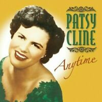 PATSY CLINE Anytime CD BRAND NEW