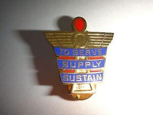 États-Unis Armée 378th de Durée & Service Distinctif Unité Insignes, Fabriqué NS