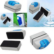 Magnetic Clean Brush Aquarium Fish Glass Tank Algae Cleaner Scrubber Floating