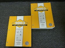 2003 Chevy Tahoe SUV Engine Overhaul Shop Service Repair Manual LT LS Z71