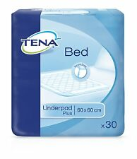 TENA BED SUPER 60CMX60CM SHEET 30s