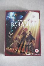 Rage Of Bahamut Genesis Collectors Edition Blu-ray New & Sealed ANIME Region B