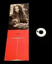 """1971 MAMA LION LYNN CAREY NEIL MERRYWEATHER TEST PRESSING 7"""" NUDE CARRIE NATIONS"""