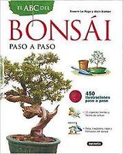 El ABC del bonsái paso a paso (ABC de la jardinería). ENVÍO URGENTE (ESPAÑA)
