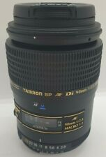 TAMRON 90mm Nikon SP AF Di 90mm 1:2.8 MACRO LENS - NIKON MOUNT