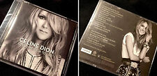 Celine Dion Loved me back to life promo 2 cd bonus USA QVC only rare new  sold