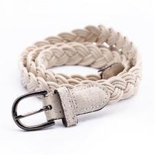 Unisex Elastic Belt Buckle-Free Invisible Adjustable Waist Belt Waistband Decor
