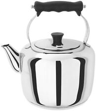 Stellar Stove Top Stainless Steel Traditional Kettle 3.3L - Brand New & Boxed