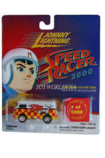 2001 Johnny Lightning SPEED RACER 2000 Volkswagen Bus Speed Racer 1/5000