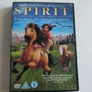 Spirit - Stallion Of The Cimarron (DVD, 2002) Matt Damon, Meredith Wells